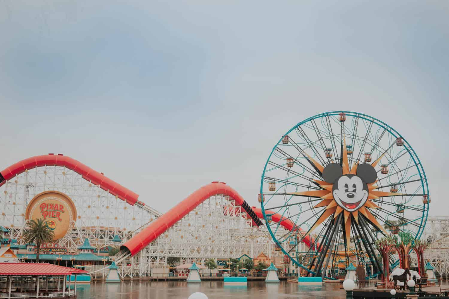 Top Amusement Parks In California For Toddlers