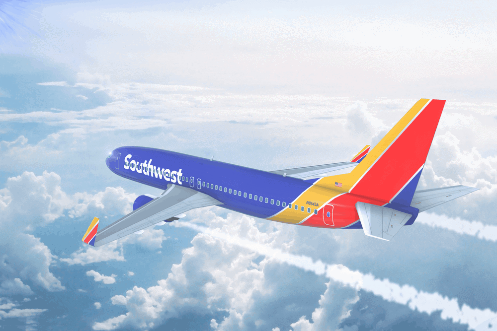 where does southwest fly?